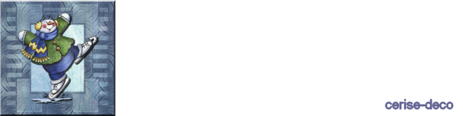 design sapin bleu