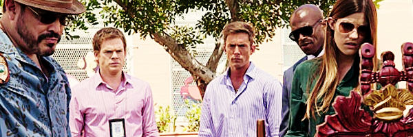 Dexter ~ 6.08- Sin Of Omission