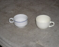 tasses parfaitement dépareillées