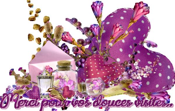Le Mauve Tendre et Romantique...