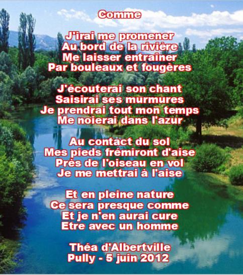 Comme - Théa d'Albertville