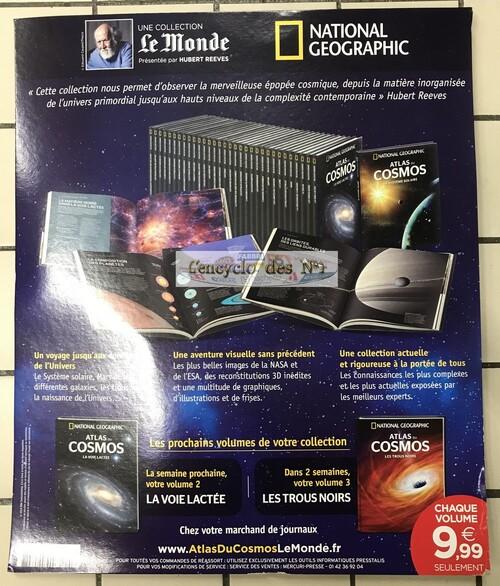 N° 1 Atlas du cosmos - Lancement