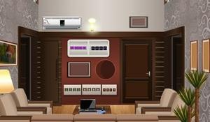 Jouer à Laser room escape 2