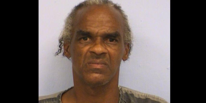 Terry Washington, en détention après un acte de cruauté envers un animal.