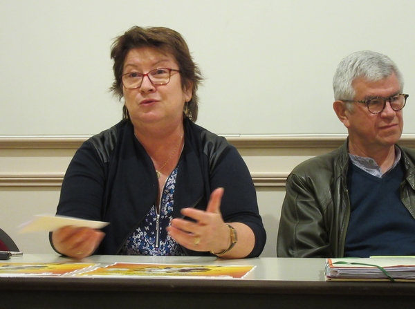 L'Assemblée Générale de Châtillon-Scènes a dévoilé le programme qu'elle propose pour la prochaine saison