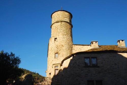 La tour de la maison du Bailly