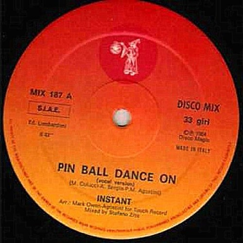 Instant - Pinball Dance On (1984)