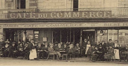 'Café du Commerce'