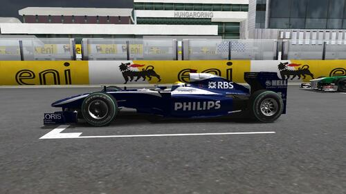 Team Williams-Toyota