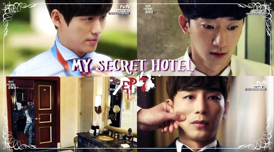 My secret hotel - épisode 7 -