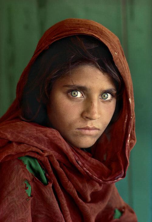 Steve McCurry, le photo-journalisme