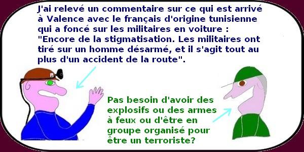 terrorisme à Valence