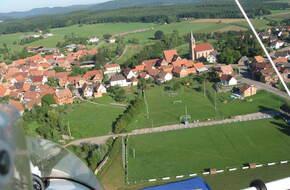 Le village de Schillersdorf