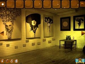Jouer à Wow Art gallery escape