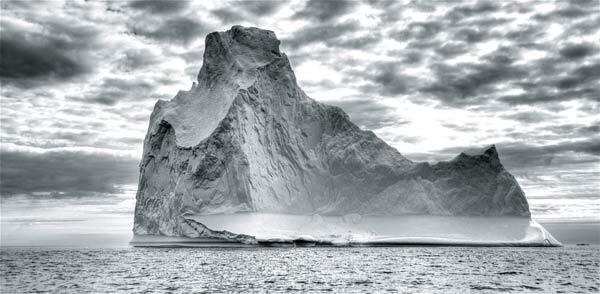 Arctique. Iceberg