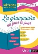 PICOT grammaire