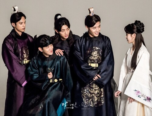 Moon Lovers : Scarlet Heart Ryeo (K-Drama)