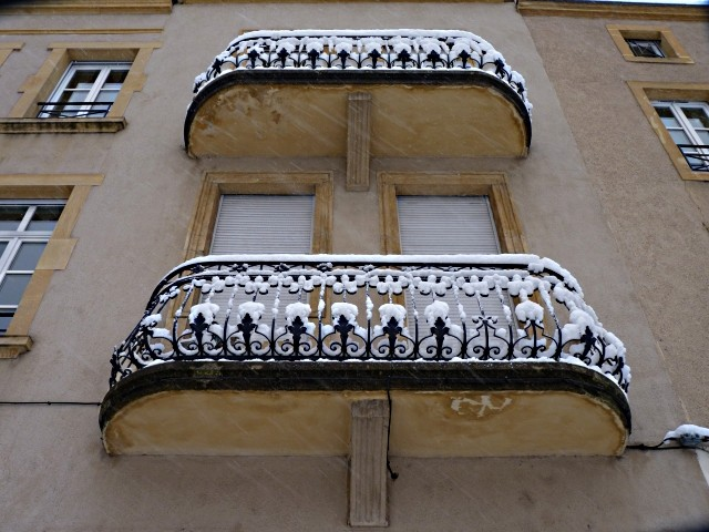 Balcon enneigé Metz 8 mp1357 2010