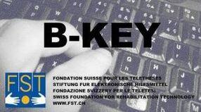 Saisie au clavier mono manuelle : B-Key / Clavier Seveke