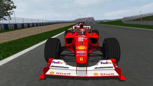 Scuderia Ferrari Marlboro