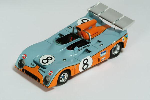 Le Mans 1973 Abandons I