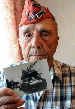 """""""Ces vétérans racontent «leur» débarquement à Utah Beach"""""""
