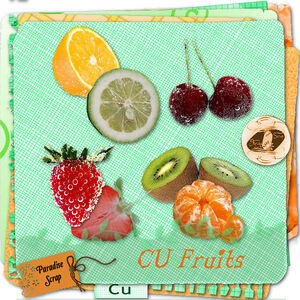 "CU ""Fruits"" et ""Fruits 2"""