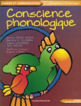 """""""Conscience phonologique"""""""
