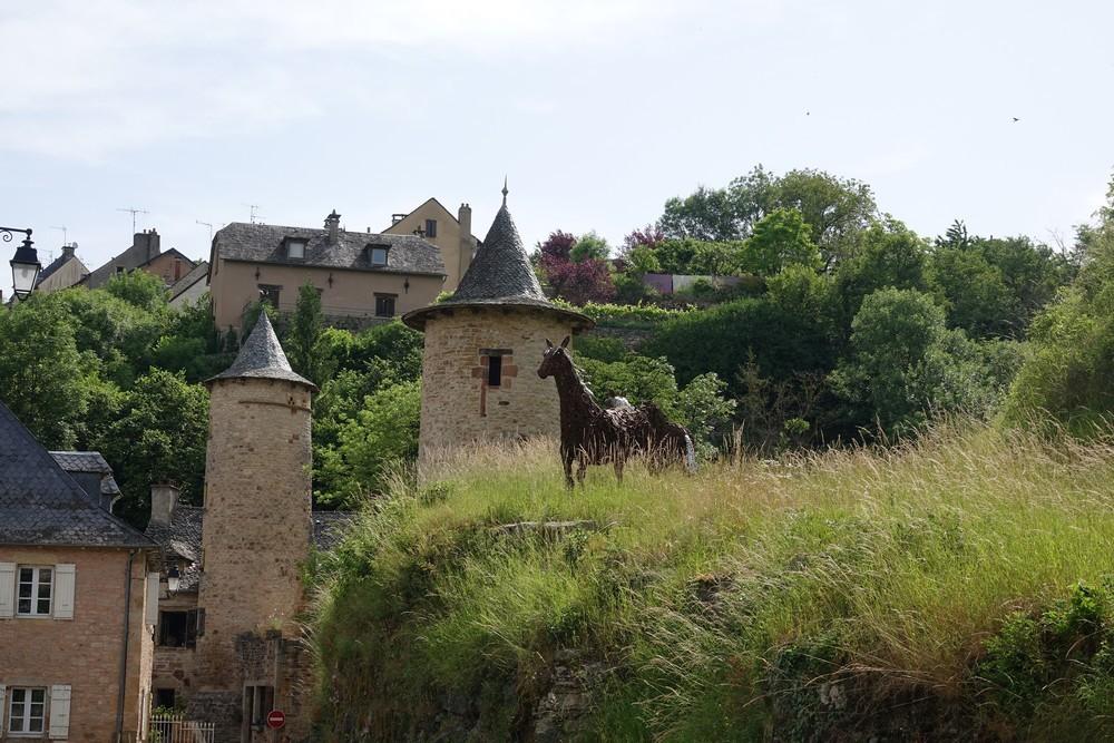 Le trou de Bozouls (3/3) : les chevaux...