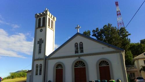 L'église du Plate