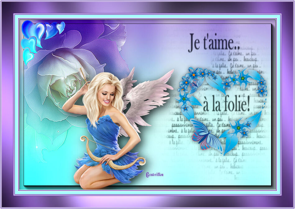 Saint-Valentin 2018 - Creation Jeannine