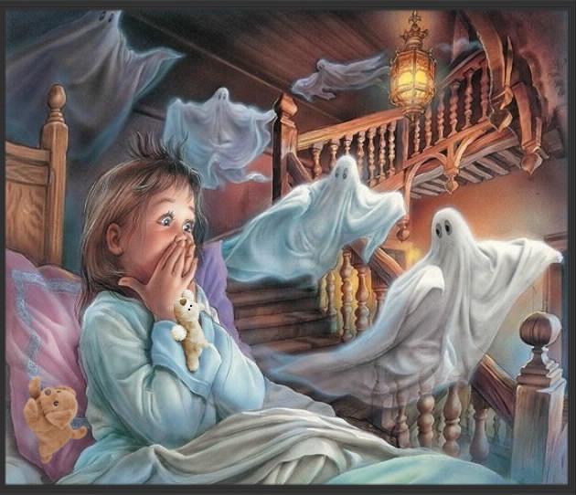 le cauchemar de MARTINE
