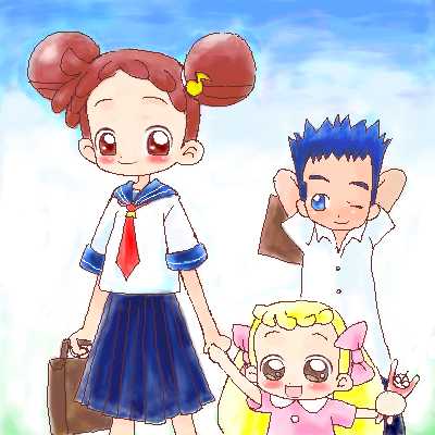 Doremi et François parents