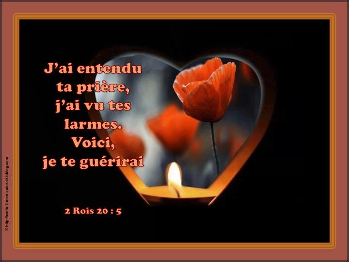 Ronde Versets du coeur 25