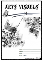 Pages de garde cahier ars visuels