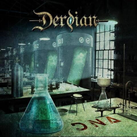 DERDIAN - Titre, artwork et tracklist du futur album