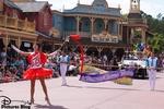 Magic Kingdom (Florida) - Celebrate A Dream Come True Parade