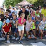 Jogging des enfants