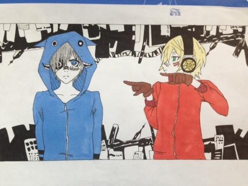 Matryoshka Ciel et Alois
