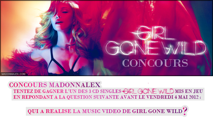 Girl Gone Wild - CONCOURS