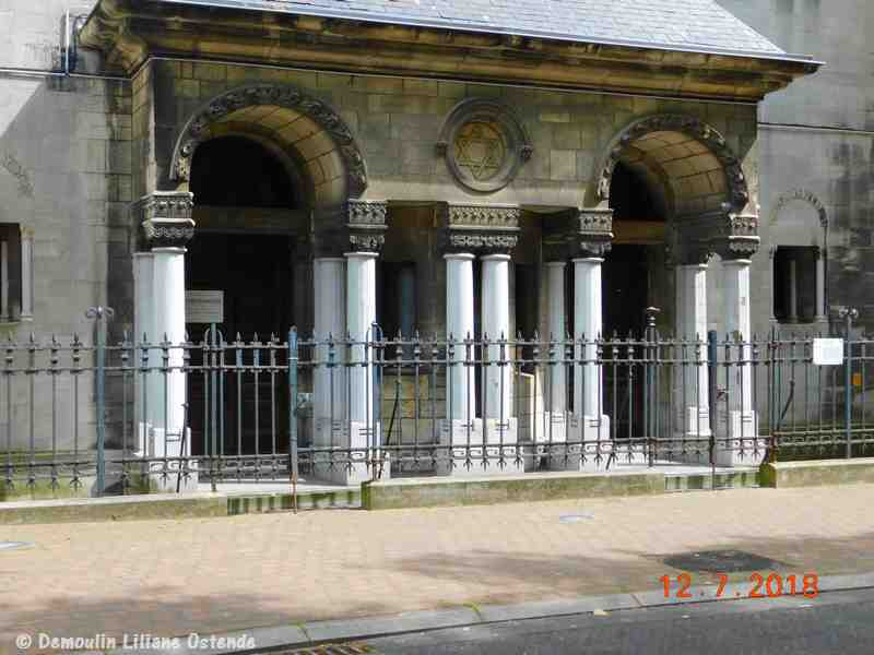 LE 12/7/2018  UNE JOURNEE A OSTENDE
