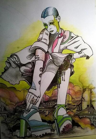 Les dessins de DI di