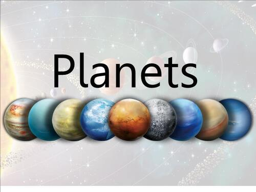 CM2SC - Introduction to Planets ○