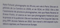 La nouvelle photographie, des portraits différents - Lenaïg