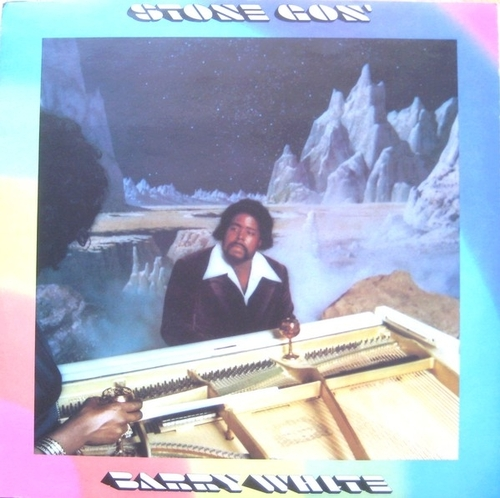 "Barry White 1973 : Ablum "" Stone Gon' "" 20Th Century Records T-423 [ US ]"