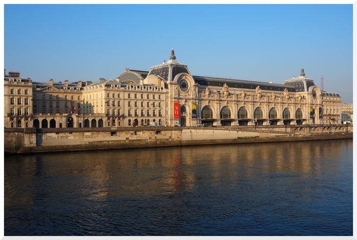 Un matin à Paris.
