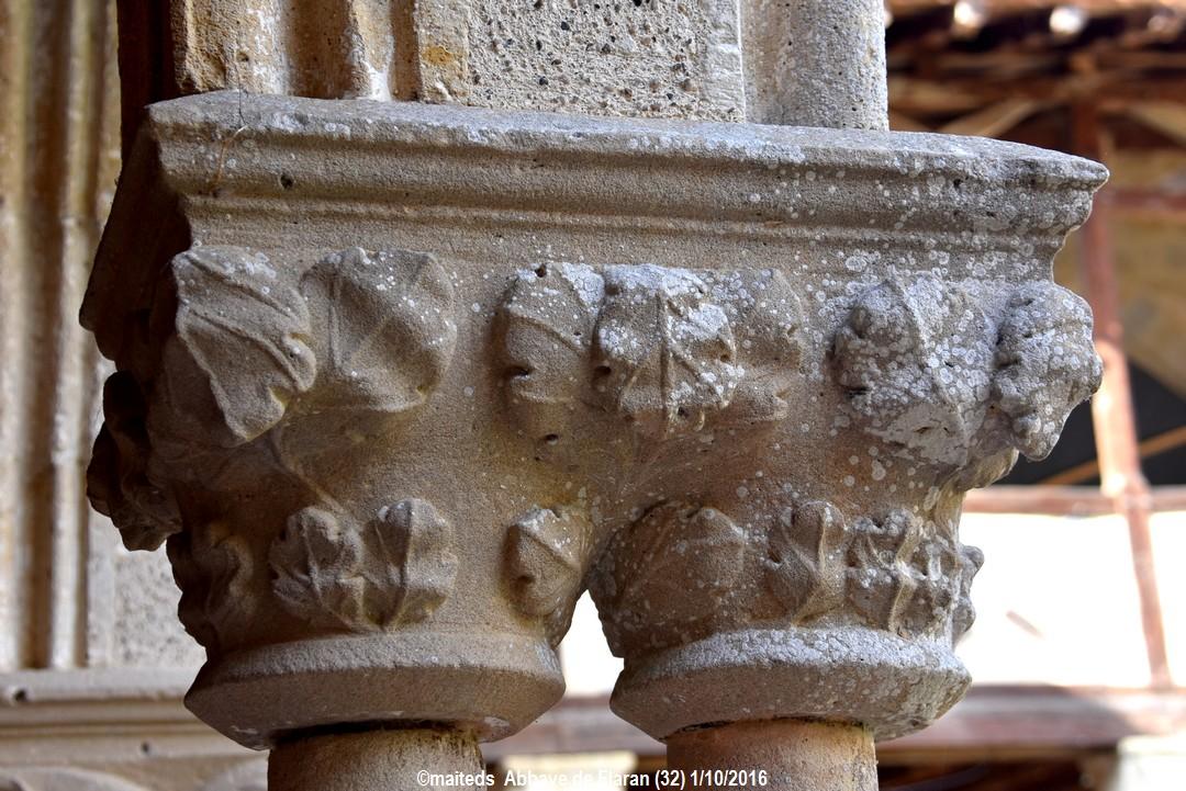 Abbaye de Flaran - Gers (1)