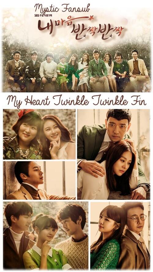 Sorties : My Heart Twinkle Twinkle 23, 24, 25 et 26