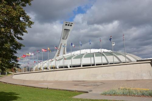 Montréal stade olympique