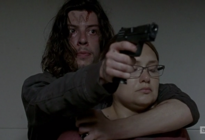 "TWD S06E08 : ""Start to Finish"""